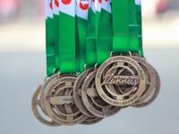 Running Event Medal Design - 3K, 5K and 10K