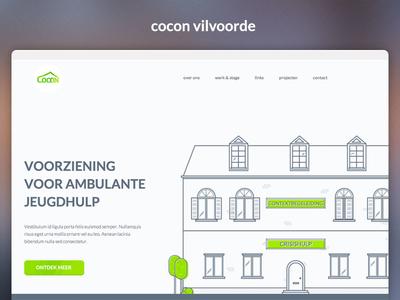 Cocon vilvoorde cocon illustration vzw