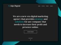 Alps Digital Website