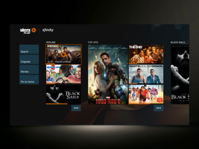 Starz Play Xbox One App