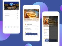 Elevation Burger App Design