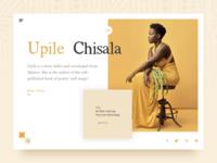 Passionate People - Upile Chisala
