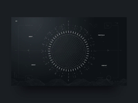 A2 Crypto Trading FUI Concept