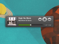 Mini Spotify Player