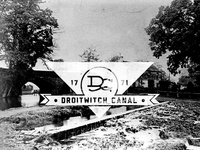 Droitwitch Canal