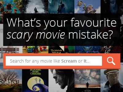 Movie Mistakes redesign