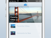 Concept List App