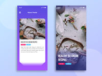News Feeds App - Freebie