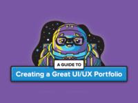How to Make a Badass UI/UX Portfolio 🦄💥