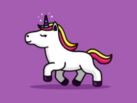 Unicorn sparkles 🦄💥