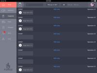 Mining app vision