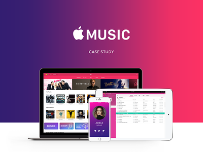 Case Applemusic Study