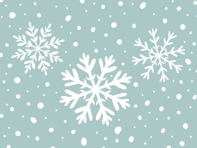 Snowflakes blue and white design pattern handdrawn blue christmas card christmas greeting card winter vector snowflake snow illustrator illustration