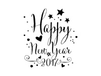May your dreams come true! Happy 2017 :)