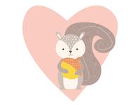 Taday it's Squirrel Appreciation Day