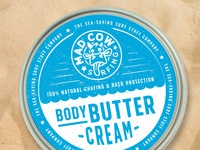 Mad Cow Body Butter