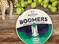 Boomers - Pump Clip Mockup