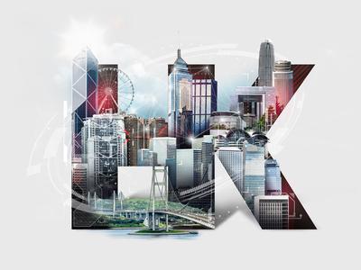 Hong Kong Collage image