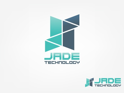 Jade Technology logo design