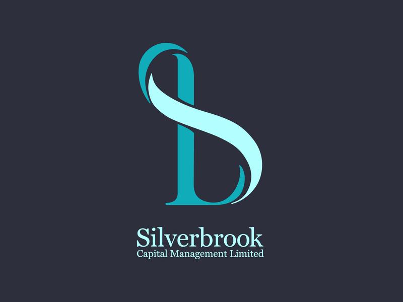 Silverbrook Logo logo 2d logo alphabet logo design brand design b logo s logo alphabet logo