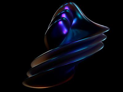 Unitorus adobe maxon cgi octane abstract space daily c4d 3d