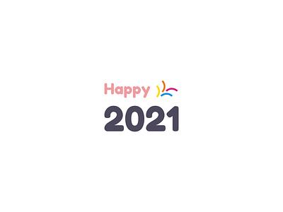 Happy 2021 sylwester symbol logo 2021 new year happy new year happy