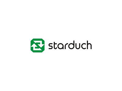 starduch recycling symbol logo steel metal scrap purchase scrap arrows arrow