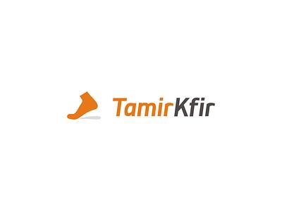 tamir kfir move run minimalist minimal symbol logo athletics running sport orthotics leg