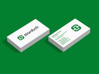 starduch business card