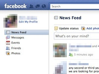 Facebook Re-Design