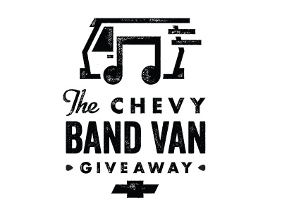 Chevy Band Van Logo
