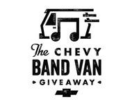 Chevy Band Van Logo