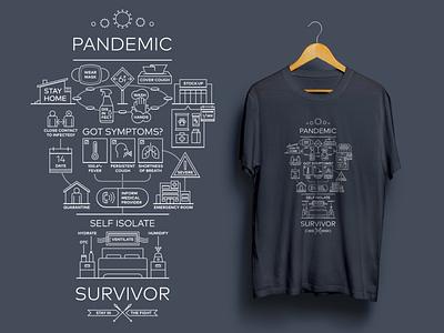 Pandemic Survivor socialdistancing pandemic coronavirus covid19 covid corona