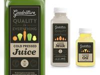 Goodnature Label Design