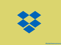 Dropbox Logo Design