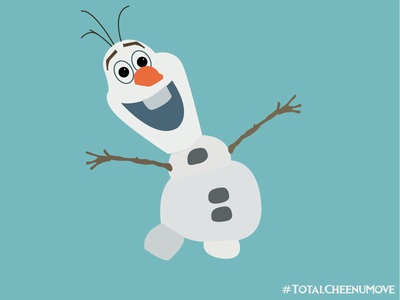 Olaf disneyanimation visualdesign olaf animation characterdesign ux flatdesign frozen disney