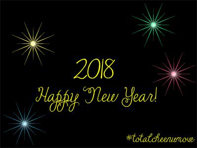 New Years 2018 font graphicdesign visualdesign 2018 newyear happynewyear