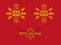Rome Marathon T-shirt WIP