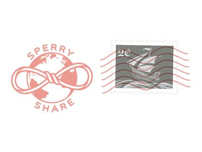 Sperry Share Postmark