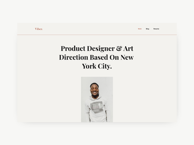 Crafty   Multi-purpose - Creative Agency, Personal Portfolio modern web design blog webdesign minimal web scss html css js web portfolio front-end