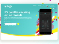 Cover image for Loyalty app
