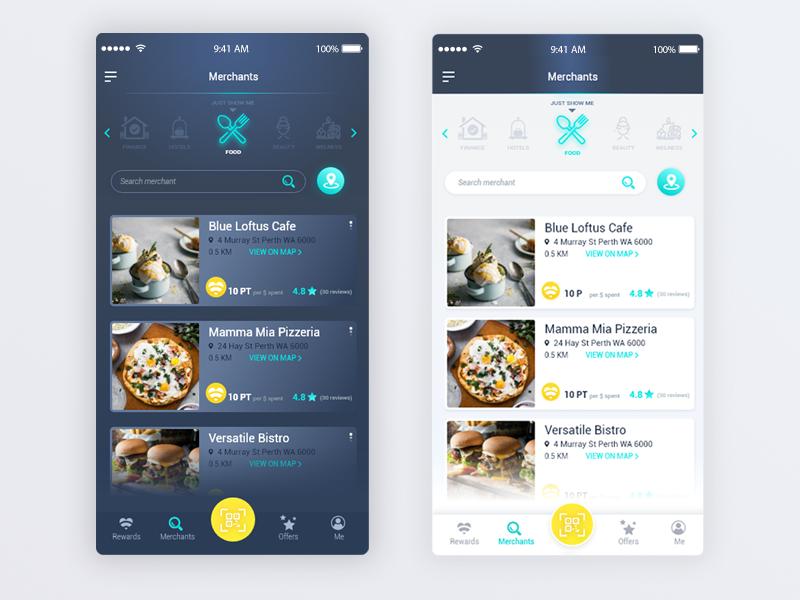 Find Merchants rewards app shop finder merchants app designer australia app designers australia ux designer ux design ui ui design app concept app designer app design app