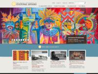 V1.1 homepage desktop