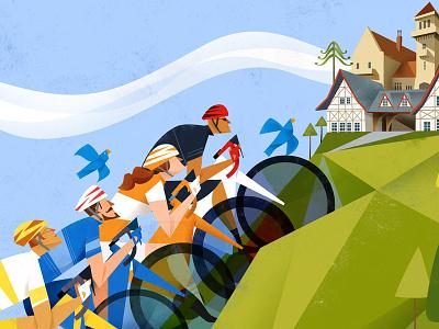 Copa Vo2 2017 sweat giro brazil riders bike tour de france bicycle