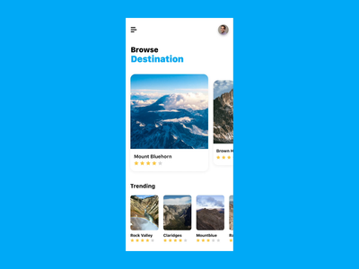 Browse Destination