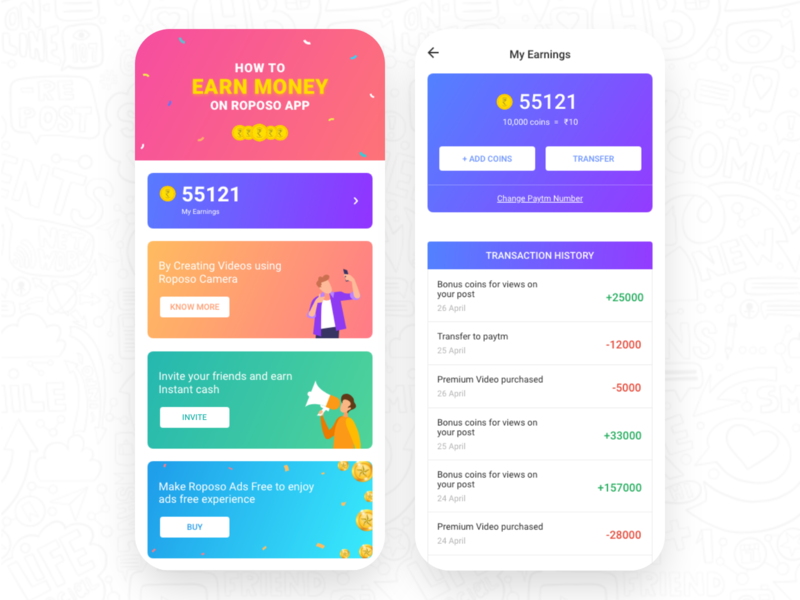 Wallet Page