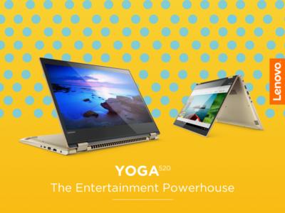Lenovo Yoga 520 Email