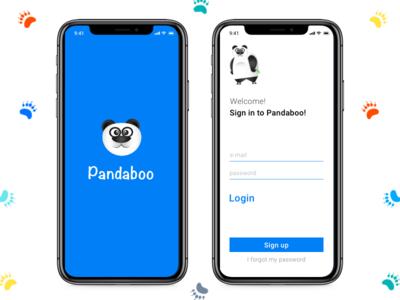 Pandaboo App