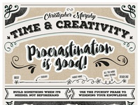 Time Creativity by Christopher Murphy