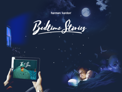Bedtime Stories | Smart Home